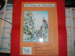 Chemise Pour Documents Le Coteau Des Chivalières TALANT 21240 Plans De La Future Cité Résidentielle - Europe