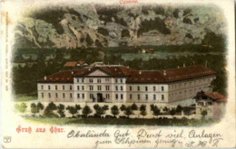 Gruss Aus Chur - GR Graubünden