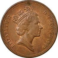 Monnaie, Grande-Bretagne, Elizabeth II, Penny, 1989, TB+, Bronze, KM:935 - 1971-… : Monnaies Décimales
