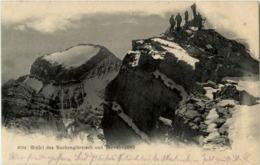 Gipfel Des Ruchenglärnisch Und Vrenelisgärtli - GL Glaris