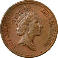 Monnaie, Grande-Bretagne, Elizabeth II, Penny, 1986, TTB, Bronze, KM:935 - 1971-… : Monnaies Décimales