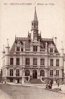 HENIN LIETARD-hotel De Ville - Henin-Beaumont