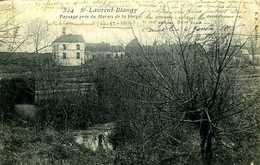 Guerre 14 18 : Saint Laurent Blangy (62) : Paysage Près Du Marais De La Forge - Saint Laurent Blangy