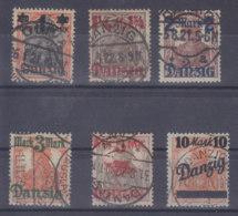 Danzig  Lot        3/29 - Dantzig
