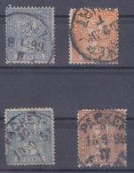 German Private Post, Deutsch Privatpost    3/56 - Poste Privée