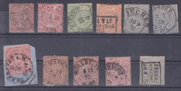 Norddeutscher Postbezirk  Lot    3/64 - Conf. De L' All. Du Nord