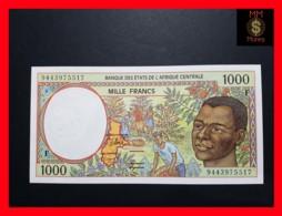 C.A.S CENTRAL AFRICAN STATES CENTRAL AFRICA 1.000 1000 Francs 1994  P. 302 F B - États D'Afrique Centrale