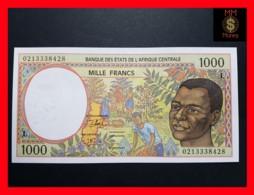 C.A.S CENTRAL AFRICAN STATES GABON 1.000 1000 Francs 2002  P. 402 L H - Central African States