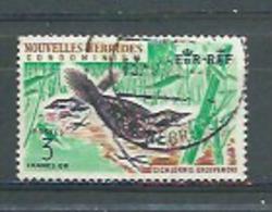 NOUVELLES-HEBRIDES - Yvert N° 218  Oblitéré  CHICLORNIS GROVENORI - Légende Française