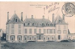 Cpa 95 Neuilly En Vexin Le Chateau - Otros Municipios