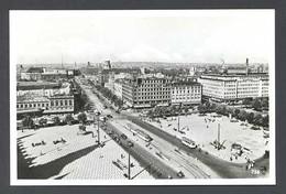 Copenhague. *Town Hall Square & Main Street Of West End* Edit. Alex. Vincent's Nº 756. Nueva. - Dinamarca