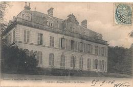 Cpa 95 Cormeilles En Vexin Le Chateau - Otros Municipios