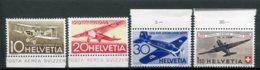 9413 SUISSE  PA 36/9**  25ème Anniversaire De La Poste Aérienne Nationale  1944   TTB - Neufs
