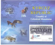 2018. Kyrgyzstan, ITUPP International Telecommunication Union Conference, S/s Imperf, Mint/** - Kyrgyzstan