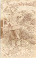 Soldat Vor Unterstand - Guerra 1914-18