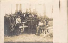 Gruppe Soldaten - Guerra 1914-18