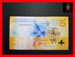 SWITZERLAND 10 Francs 2016 P. 75 UNC - Suisse