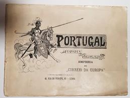 "PORTUGAL - MONOGRAFIAS- «Cidades Villas E Aldeias» (Empreza Do ""Correio Da Europa"") - Livres, BD, Revues"
