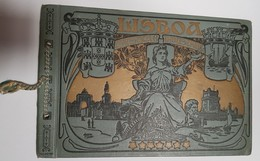 LISBOA - MONOGRAFIAS - « Lisboa Artistica E Industrial» ( Autor:Emilio Canet - 1908) - Books, Magazines, Comics