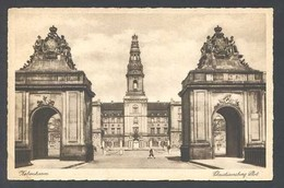 Copenhague. *Christiansborg Slot* Edit. Rudolf Olsens Nº 5542. Nueva. - Dinamarca