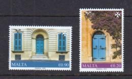 13.- MALTA 2018 EUROMED HOUSES OF THE MEDITERRANEAN - Emisiones Comunes