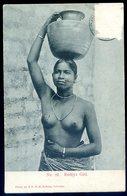 Cpa Sri Lanka Ceylon Rodiya Girl    YN2 - Sri Lanka (Ceylon)