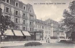 01 - DIVONNE  Les BAINS : Le GRAND HOTEL - CPA - Ain - Divonne Les Bains