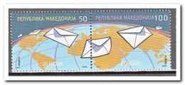 Macedonië 2008, Postfris MNH, Europe, Letters - Macedonië