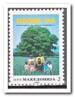 Macedonië 1994, Postfris MNH, Trees - Macedonië