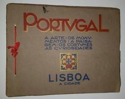 LISBOA - MONOGRAFIAS - «Lisboa - A Cidade» ( Ed. Portucalense Editora ) - Livres, BD, Revues