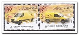 Macedonië 2013, Postfris MNH, Transport, Europe - Macedonië