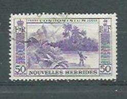 NOUVELLES-HEBRIDES - Yvert  N° 182  Oblitéré - French Legend