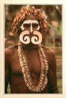 CP Explicative-Nouvelle Guinée-Guerrier Asmat                                        L2691 - Papua New Guinea