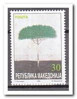 Macedonië 1999, Postfris MNH, Trees - Macedonië