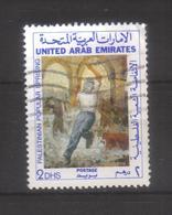 9801-UAE, United Arab Emirates, Scott 265 - - Emirats Arabes Unis