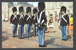 Copenhague. *Changing Of The Royal...* Ed. Rudolf Olsen Nº 1520. Nueva. - Dinamarca