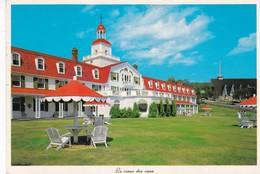 LE COEUR DES RIVES. HOTEL TADOUSSAC. QUEBEC. JC RICARD INC. CIRCA 2000s- BLEUP - Hotel's & Restaurants