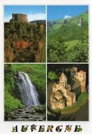 CPM - N7 - AUVERGNE - MULTIVUES - MUROL - ST NECTAIRE - VALLEE DE CHAUDEFOUR - Auvergne