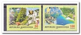 Macedonië 2016, Postfris MNH, Nature, Birds, Europe - Macedonië