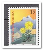 Macedonië 1997, Postfris MNH, Flowers - Macedonië