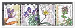 Macedonië 2003, Postfris MNH, Flowers - Macedonië