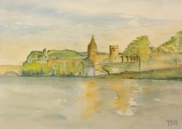 Aquarelle Avignon - Watercolours