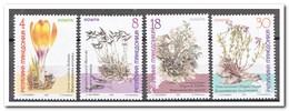 Macedonië 1999, Postfris MNH, Flowers, Plants - Macedonië