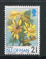 ILE DE MAN- Y&T N°788- Oblitéré (fleurs) - Autres