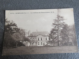 CPA - WIMILLE (62) - Château De Valembrune - Frankrijk