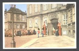 Copenhague. *The Royal Life Guard* Edit. Stenders Forlag Nº 139. Circulada 1951. - Dinamarca