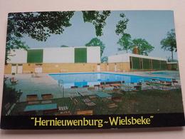 """ HERNIEUWENBURG - Wielsbeke "" ( Foto-Donat ) Anno 1985 ( Zie / Voir / See Photo ) ! - Wielsbeke"