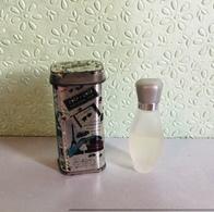 """Miniature """"CAFÉ-CAFÉ """"  Pour Homme  Eau De Toilette  5 Ml Dans Sa Boîte En Métal(M076) - Modern Miniaturen (vanaf 1961)"""