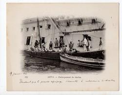 Campagne DUGUAY TROUIN - LOTA - Embarquement Du Charbon 1903 - Altri