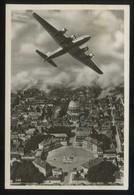 Copenhague. *Condor Over Amalienborg Slot* Circulada 1951. - Dinamarca
